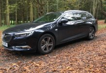 Vauxhall Insignia Sports Tourer long-term review