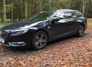 Vauxhall Insignia Sports Tourer long-term review