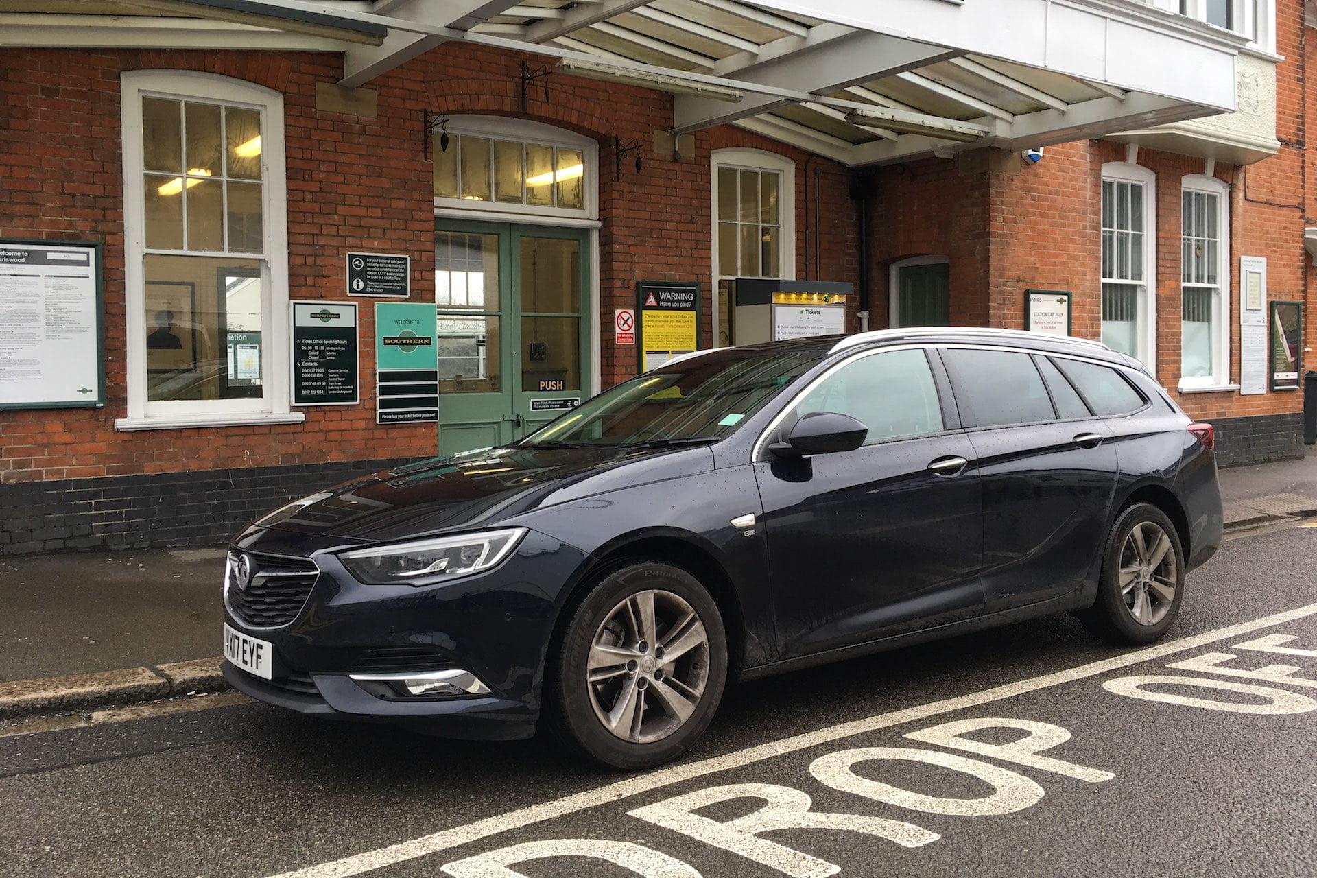 Vauxhall Insignia long-term test car