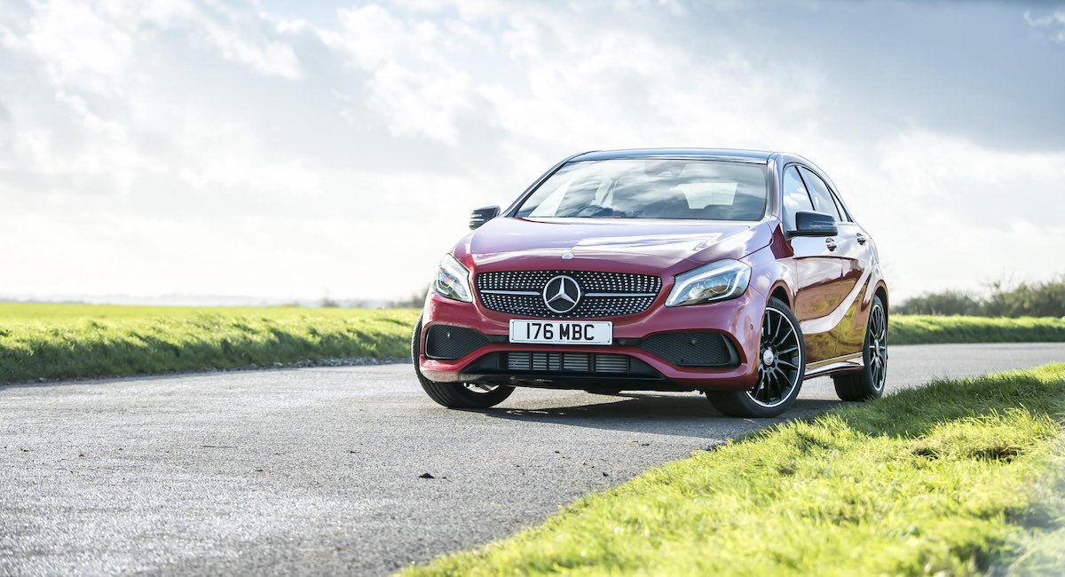 Mercedes-Benz A-Class, ten best-selling cars of 2017