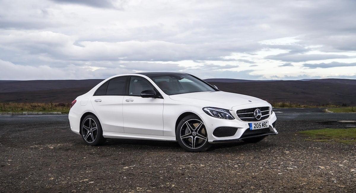 Mercedes-Benz C-Class, top ten of 2017