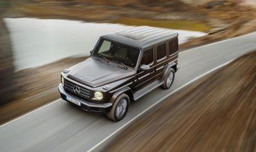 Mercedes-Benz G-Class 2018 (The Car Expert