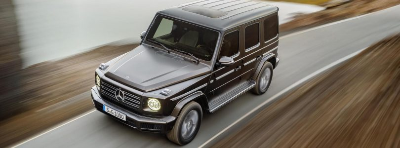 Mercedes-Benz G-Class 2018 (The Car Expert