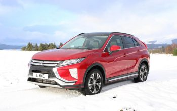 Mitsubishi Eclipse Cross, January 2018