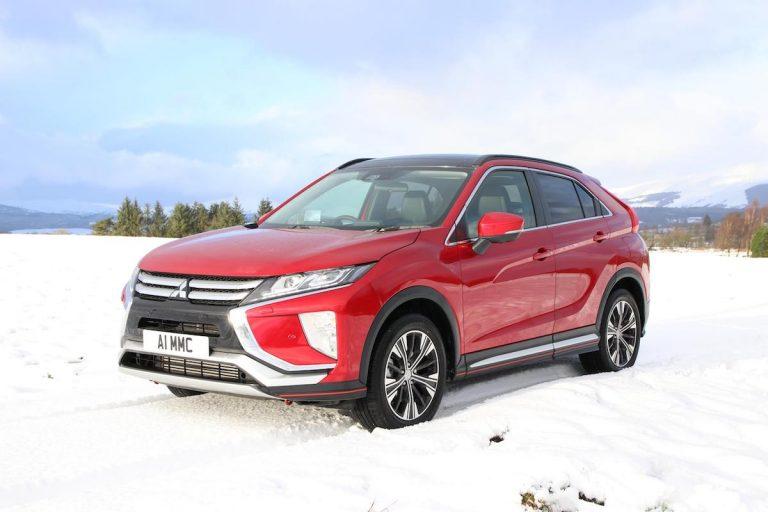 Mitsubishi announces winter finance offers