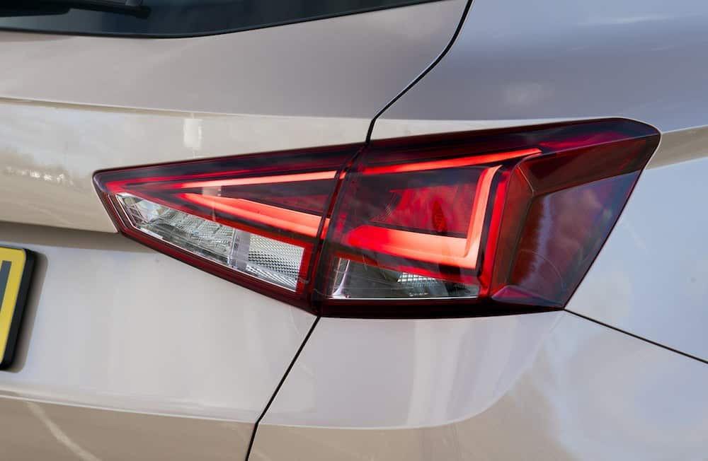 SEAT Arona tail lights