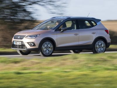 SEAT Arona review 2018 (The Car Expert)