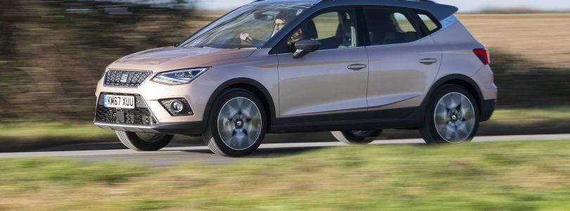 SEAT Arona review 2018 (The Car Expert)