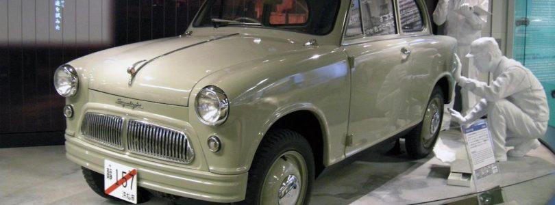 Suzulight - the first Suzuki