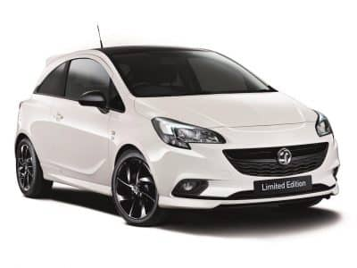 Vauxall-Corsa-Limited-Edition