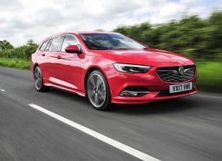 Vauxhall Insignia Sports Tourer review (The Car Expert)