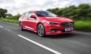 Vauxhall Insignia Sports Tourer review (The Car Expert)