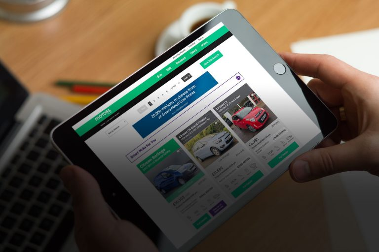 The best websites to look at when buying a car