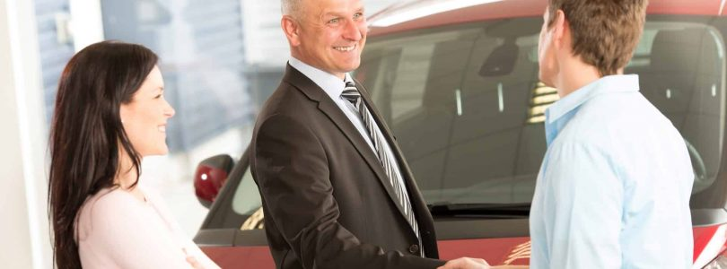 Car finance accommodation deal information (The Car Expert)