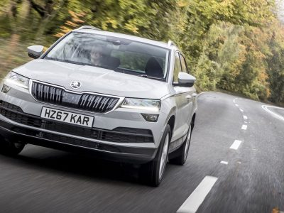 Skoda Karoq review 2018 (The Car Expert)