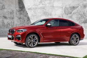BMW X4 reinvented to take on Evoque