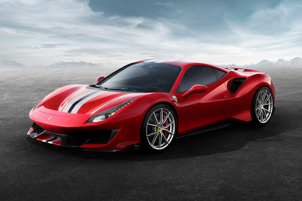 Ferrari 488 Pista LEAKED pictures reveal car's aggressive design and incredible performanc