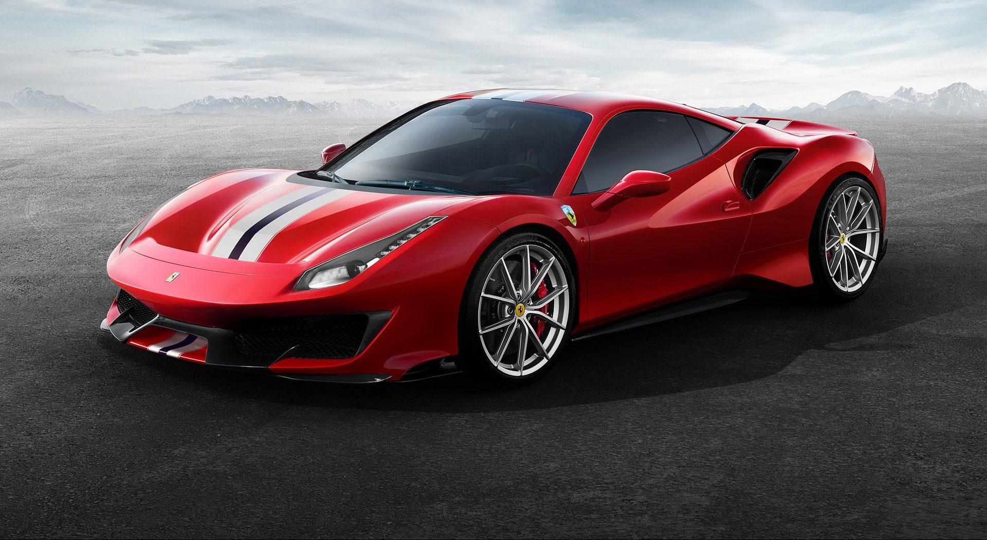 Ferrari 488 Pista The Car Expert