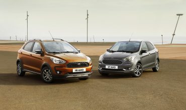 Ford Ka+ adds crossover styling