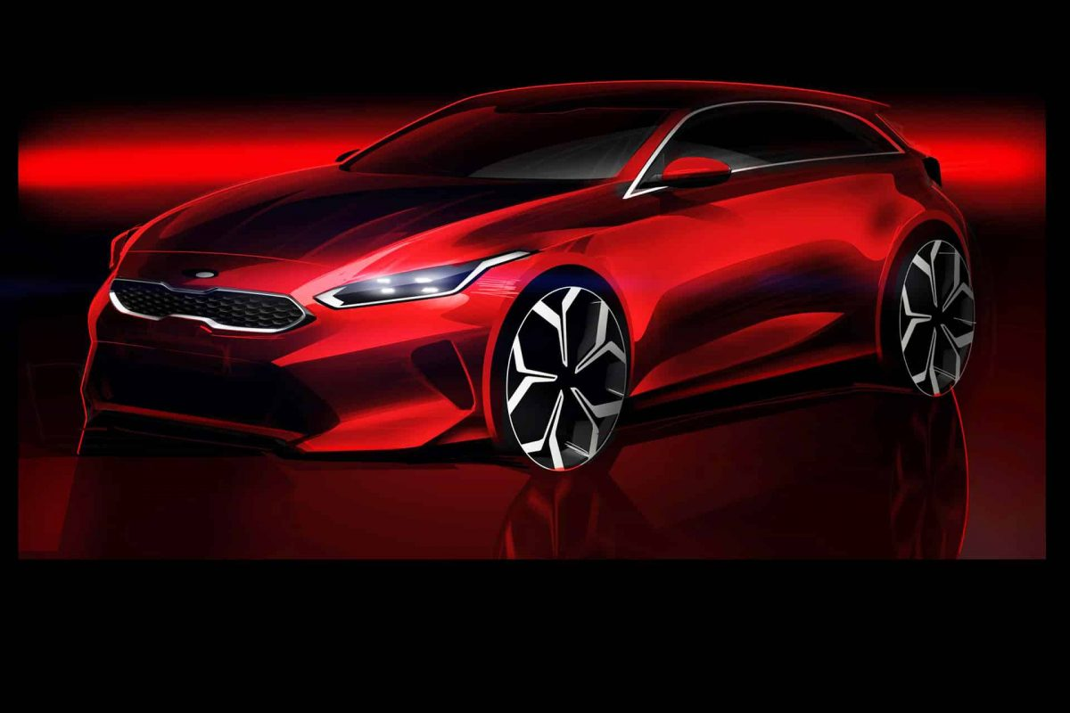 Could The New Kia Ceed Be The Company's First True Hot Hatchback?