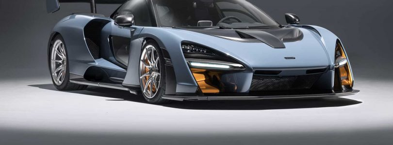 £750K McLaren Senna to be Geneva show star