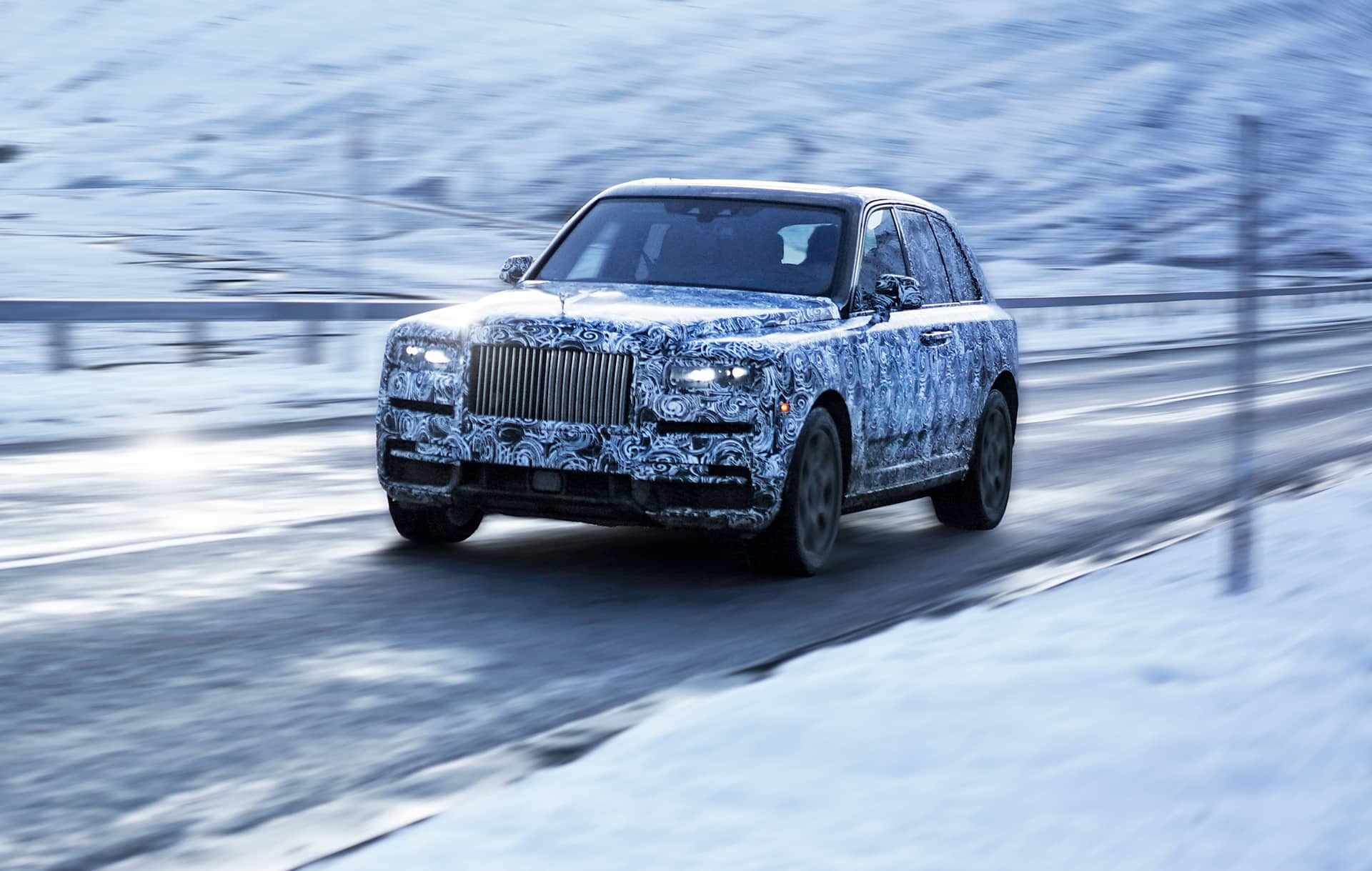 Rolls-Royce Cullinan The Car Expert