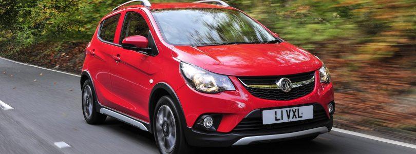 Vauxhall Viva Rocks review 2018 (The Car Expert)