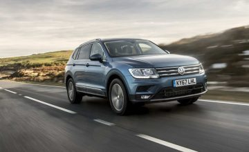 Volkswagen Tiguan Allspace review 2018 (The Car Expert)