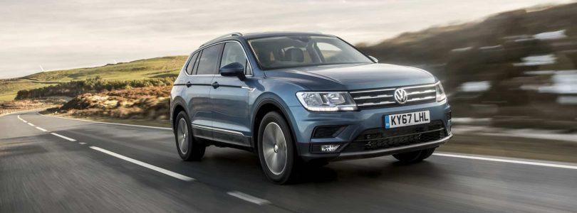 Volkswagen Tiguan Allspace review 2018 (The Car Expert)