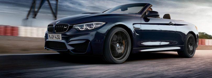 BMW M3 convertible 30 Jahre edition