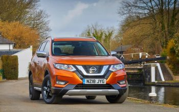 Nissan X-Trail N-Connecta Platinum Edition SV