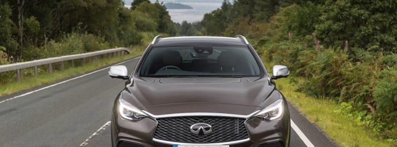 Infiniti Q30 updates (The Car Expert)