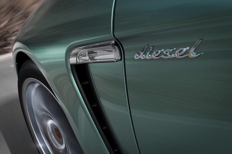 Porsche ditches diesel