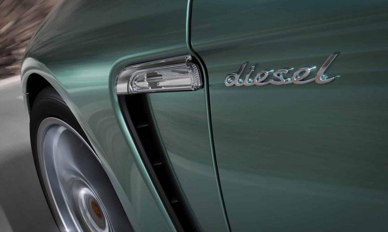 The Porsche Panamera diesel is no more