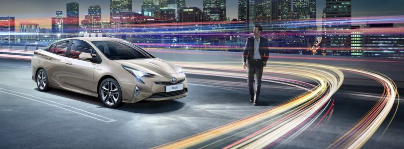 Toyota Prius updated for 2018