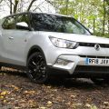 SsangYong Tivoli with a 0% finance offer (The Car Expert)