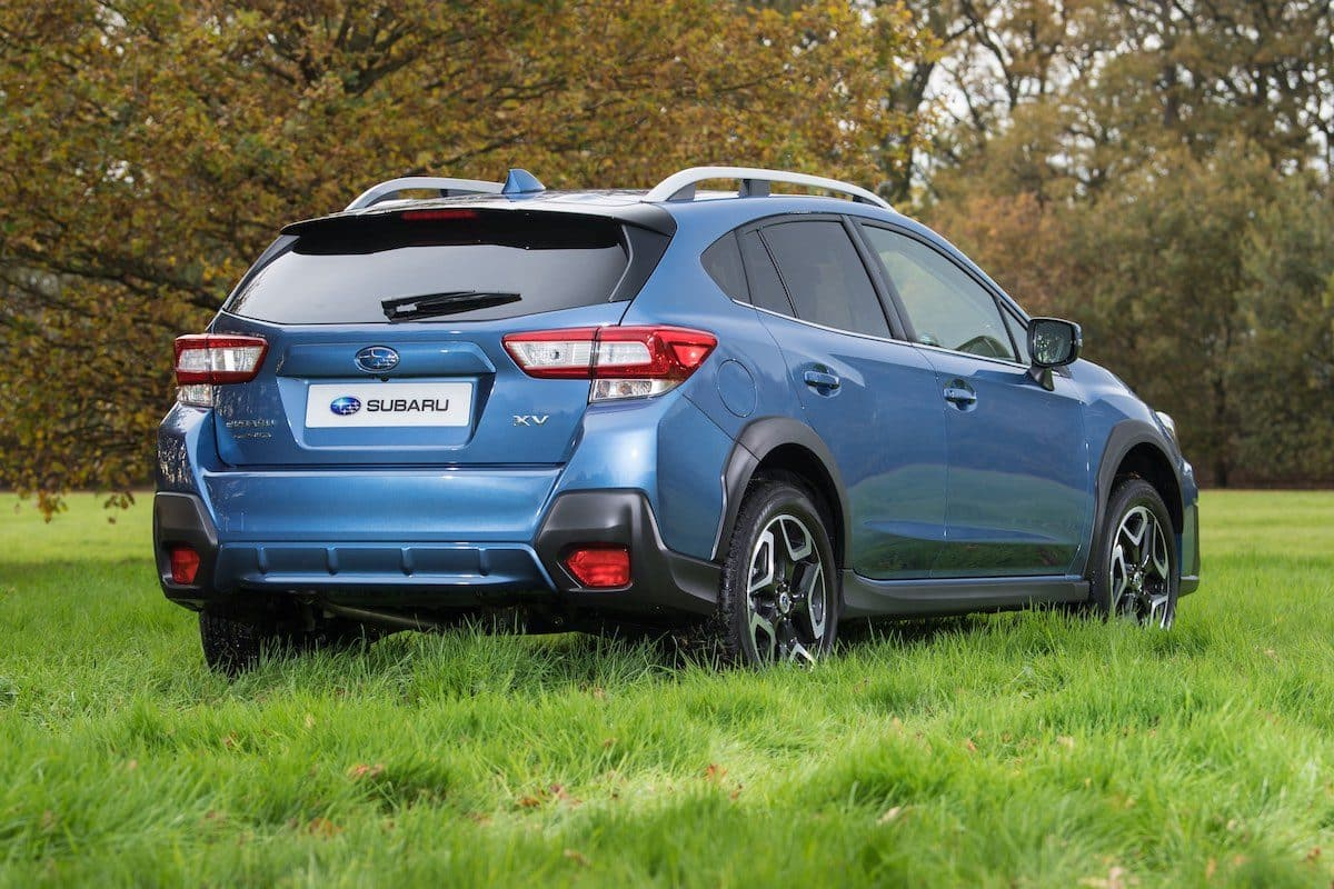 Subaru XV SUV wagon - The Car Expert review