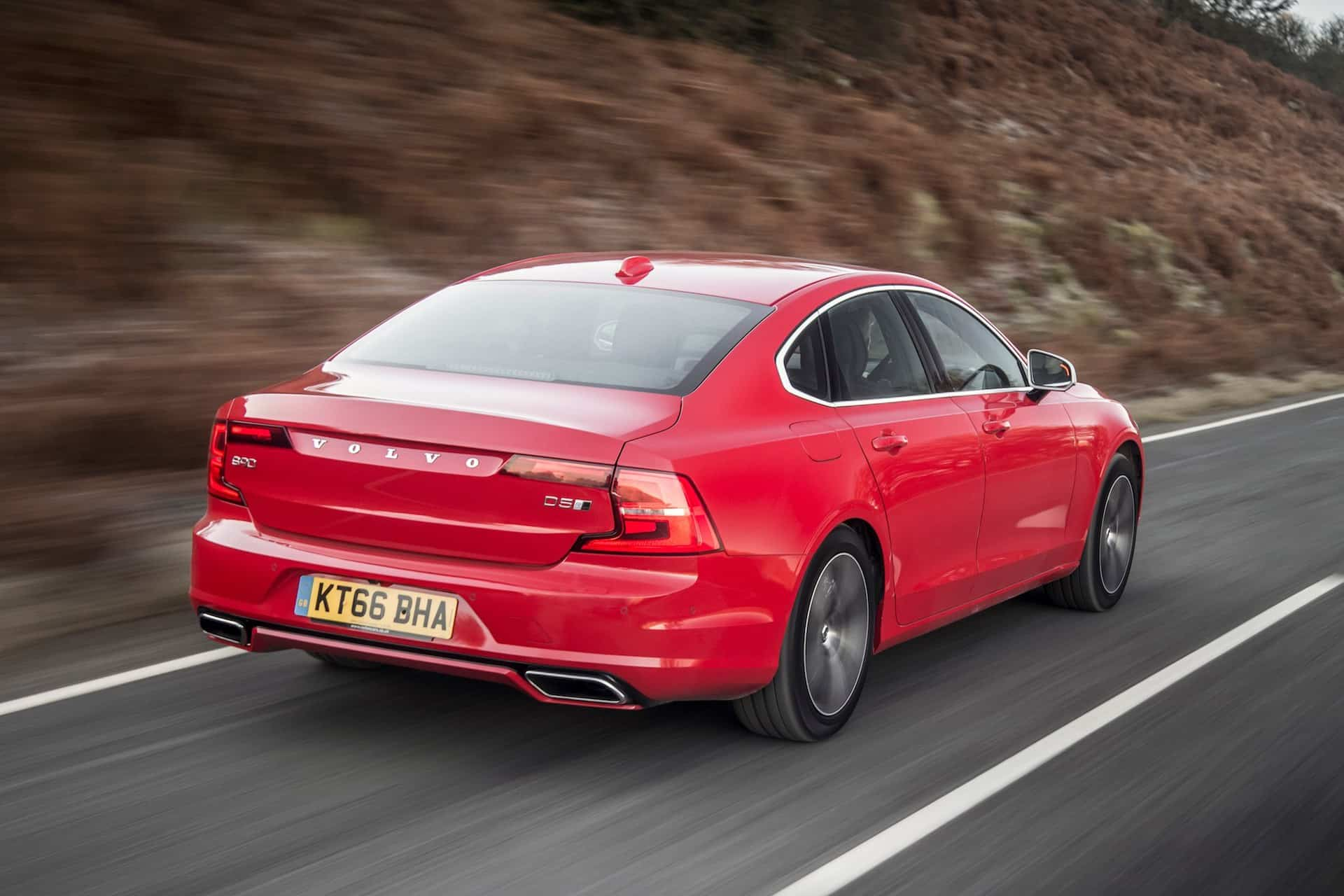Volvo S90 saloon 2018 review (The Car Expert)