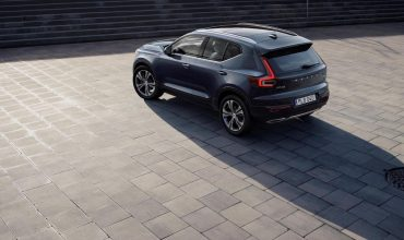Triple treat for new Volvo XC40