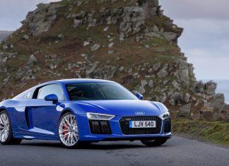 Audi R8 RWD wallpaper