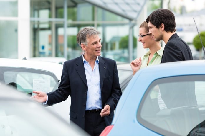 Car buyers do not trust car dealers
