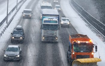 Cold weather warning for UK drivers