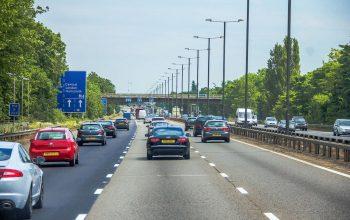 Safe motorway driving