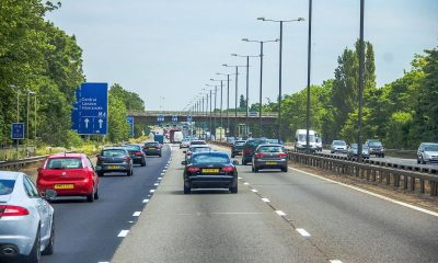 Safe motorway driving
