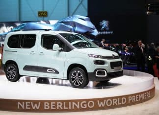 Citroën Berlingo The Car Expert Geneva