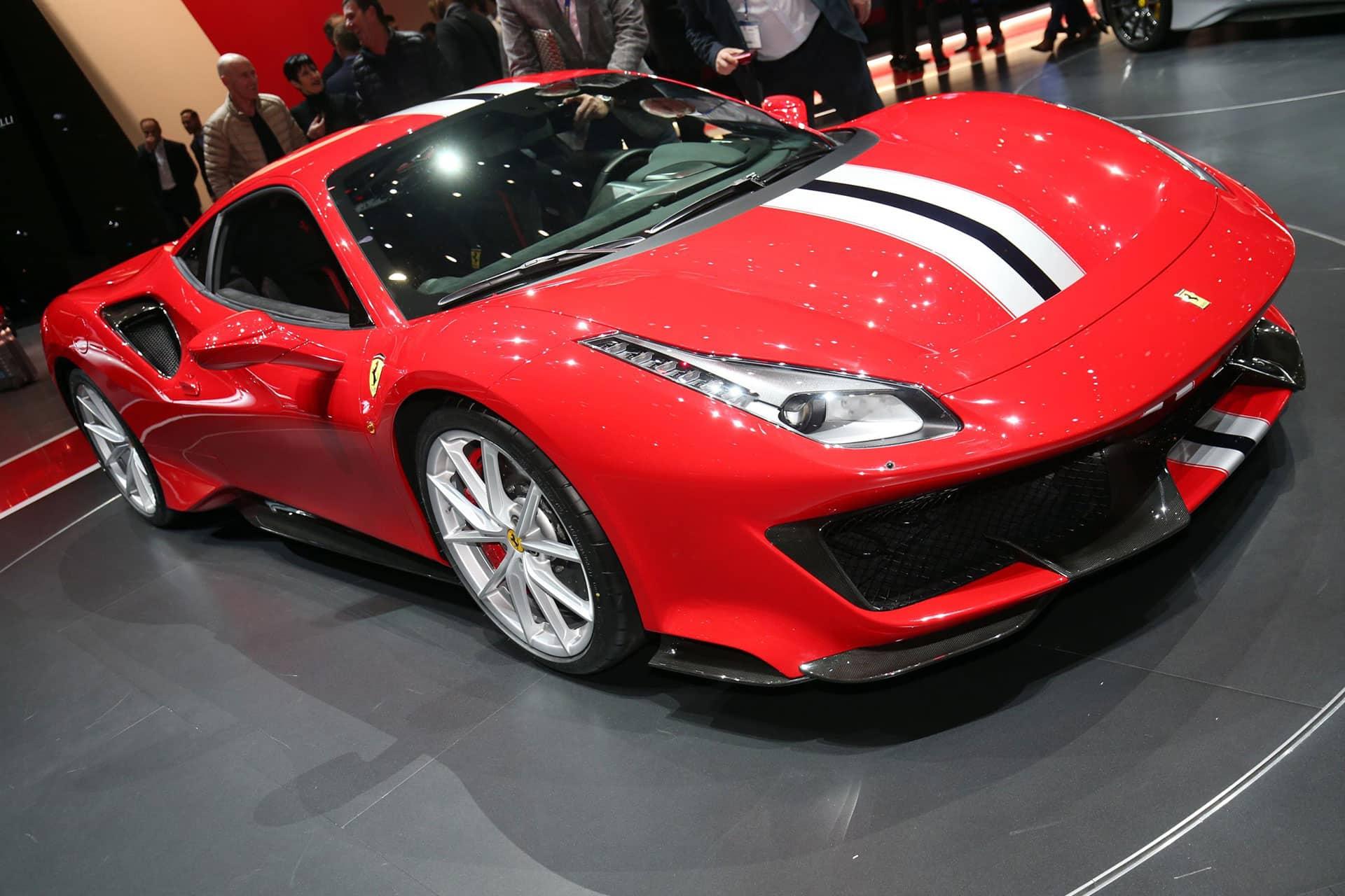 Ferrari 488 Pista The Car Expert Geneva