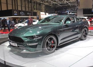 Ford Mustang Bullitt The Car Expert Geneva