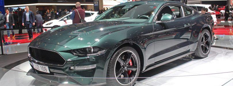 Ford Mustang Bullitt The Car Expert Geneva