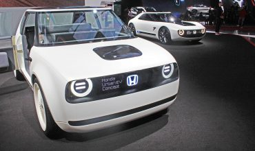 Honda Urban EV The Car Expert Geneva