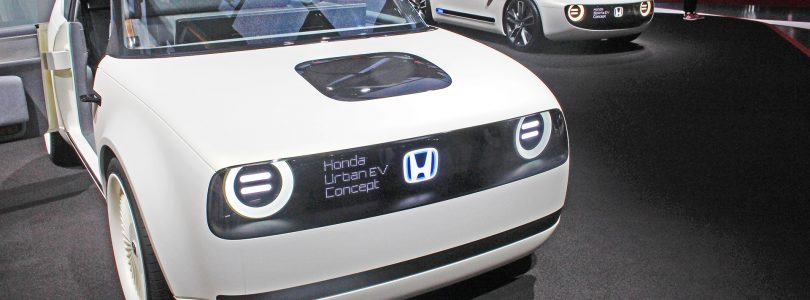 Honda Urban EV The Car Expert Geneva